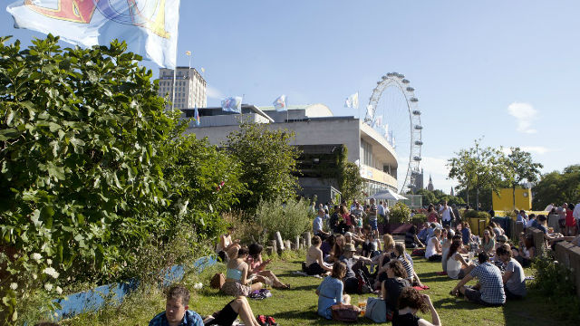 Garden Centre: Best Rooftop Bars In London