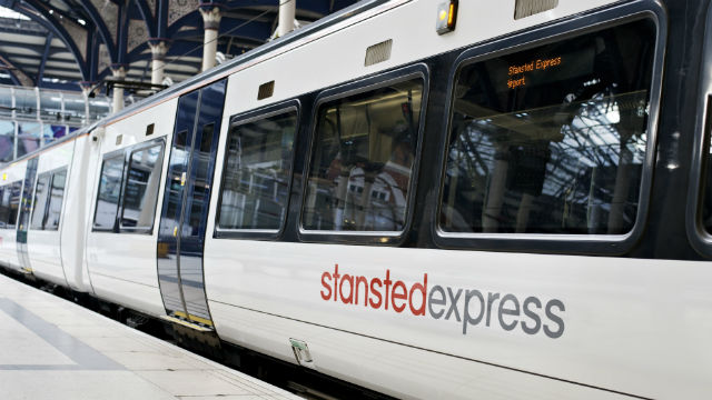 stansted airport national express london stratford