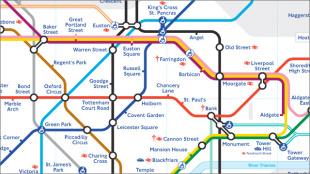 traveller information getting around london tube