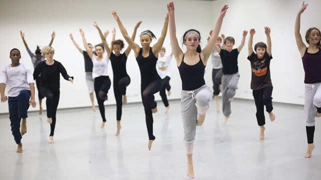 Dance capitalize college subjects
