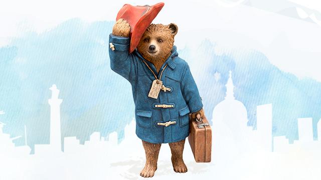 Паддингтон медвежонок картинки 6
