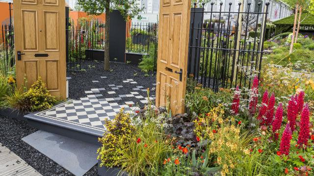 rhs chelsea flower show 2017. Black Bedroom Furniture Sets. Home Design Ideas