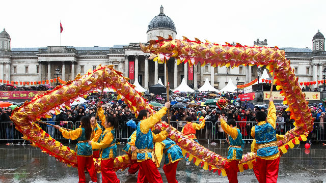 Top 10 Tips For Chinese New Year In London Things To Do