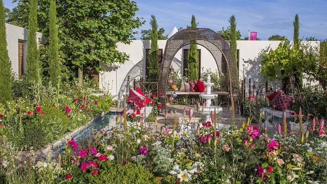 Rhs hampton court palace flower show 2017 - Hampton court flower show ...