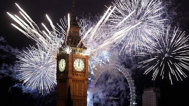 New Year's Eve Fireworks Tickets in London 2017 ...