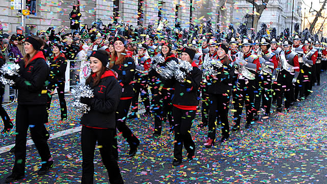 New Year's Day Parade 2016 - visitlondon.com