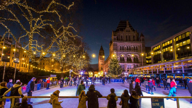 London At Christmas Time.101 Things To Do In London This Christmas Destination