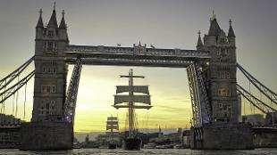 Tall Ships which have participated in previous events at Greenwich.