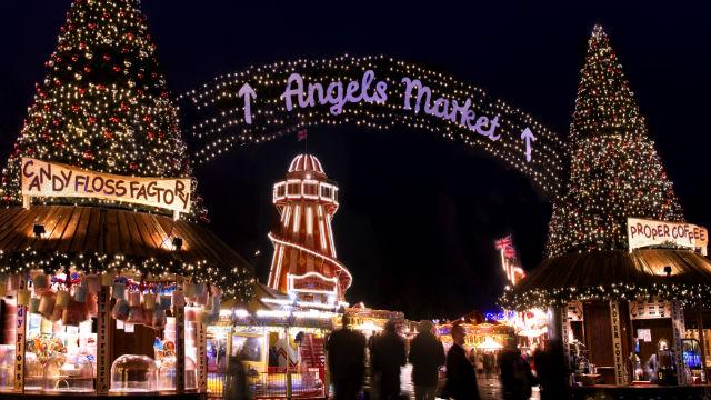 Winter Wonderland in Hyde Park - visitlondon.com