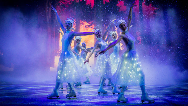 The Imperial Ice Stars: The Nutcracker on Ice at Hyde Park Winter Wonderland