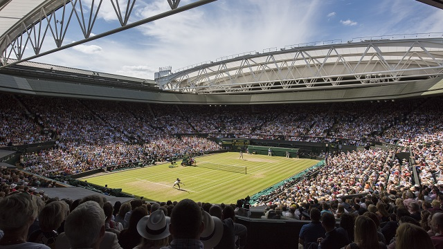 ... , Wimbledon. Day 12 - Saturday 11/07/2015. / © AELTC/Chris Raphael