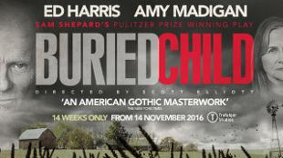 Buried Child at Trafalgar Studios.