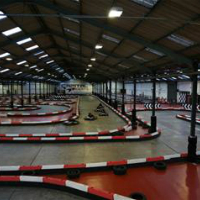 Indoor-Go-Karting