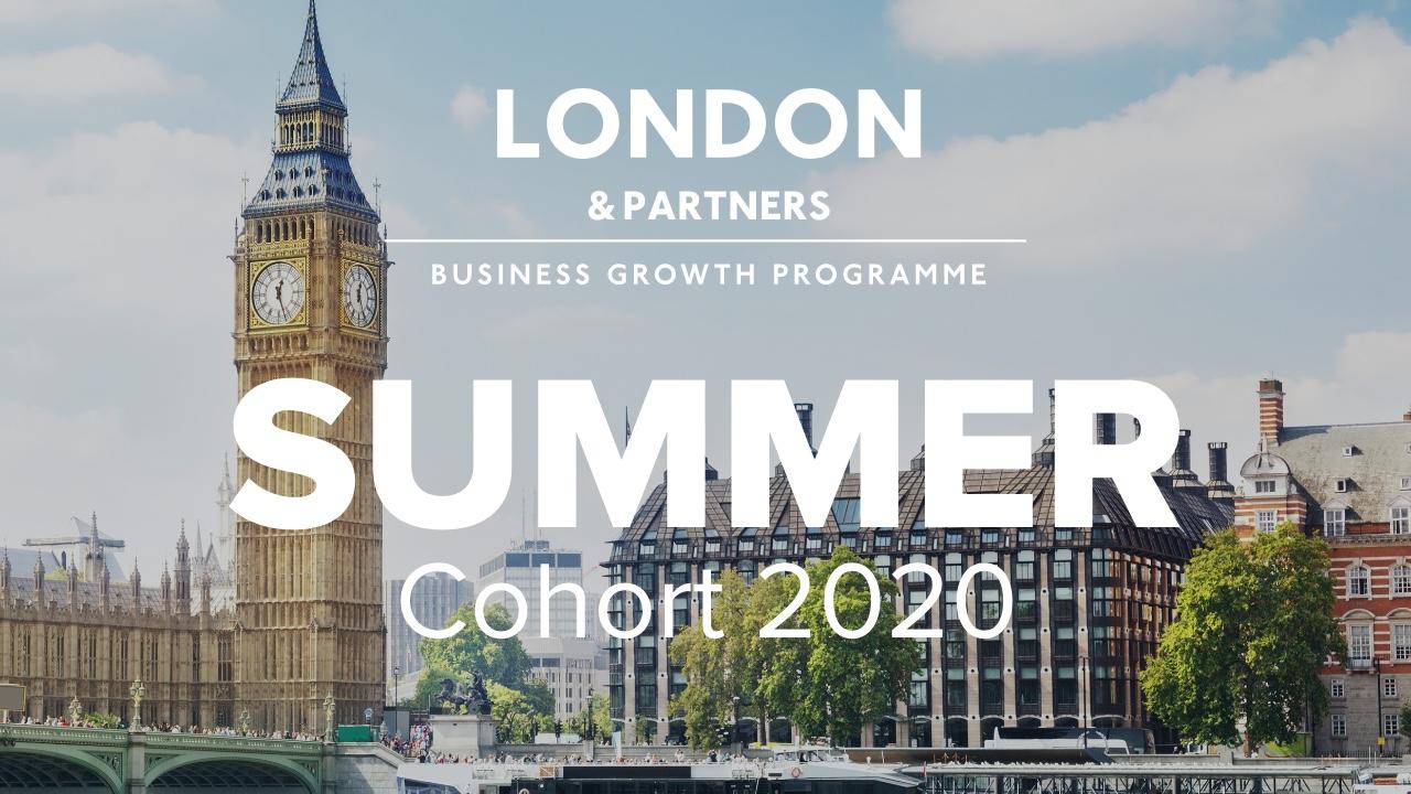 Summer 2020 cohort