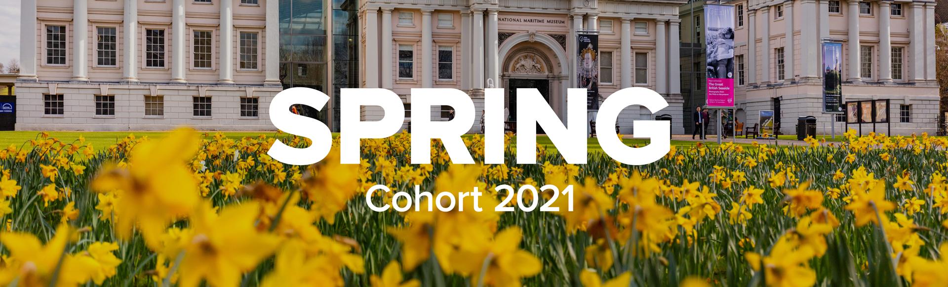 Spring Cohort