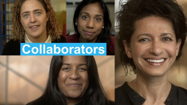 Top female collaborators in London
