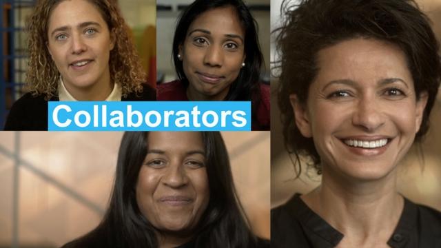 Top female collaborators in London