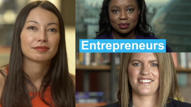 Female entrepreneurs of London