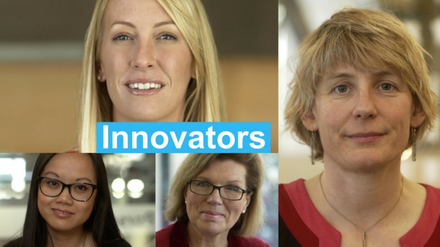 Female innovators of London