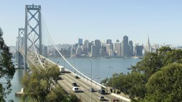 San Francisco city view.  Image courtesy of Shutterstock / Rafael Ramirez Lee