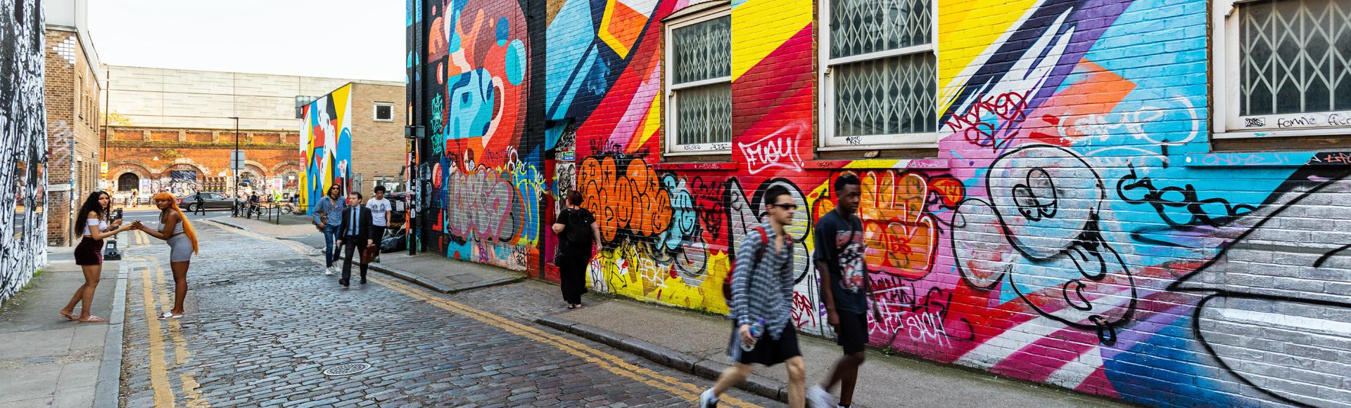 Bethnal Green, London