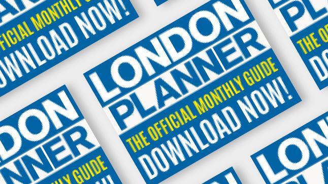 London Planner cover
