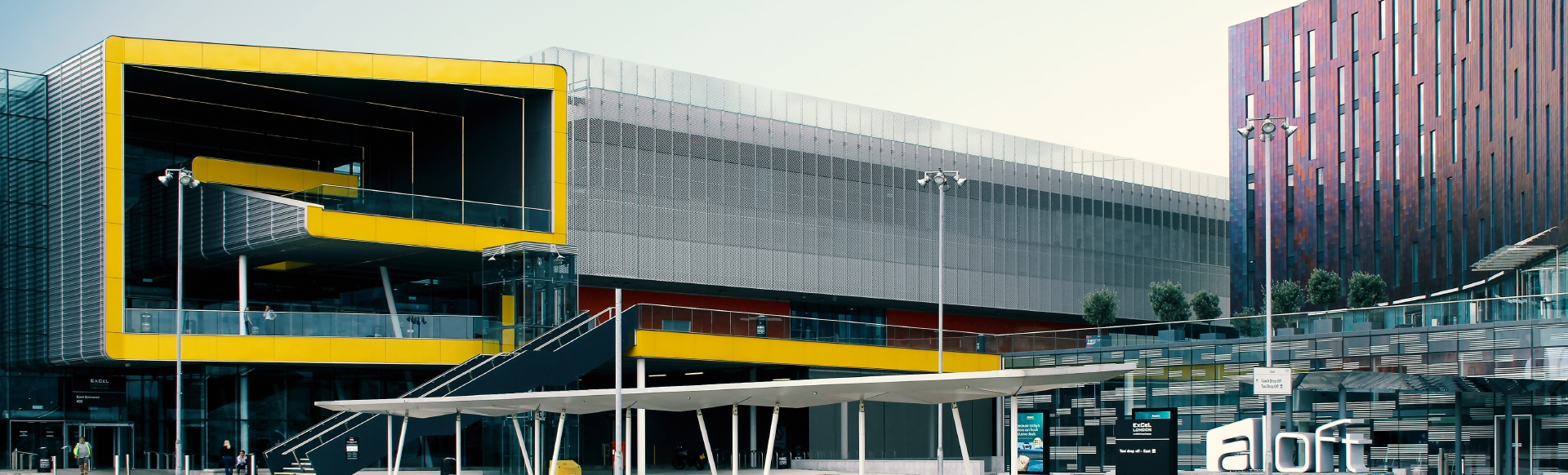 ExCeL London conference and event venue in East London