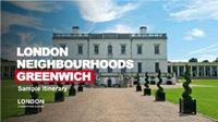 Greenwich itinerary cover.