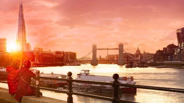 Let's do London