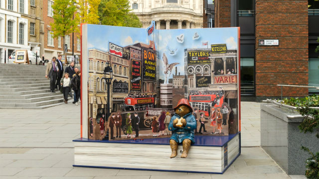 Piccadilly Circus Pop-Up Book