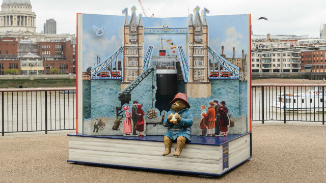 Tower Bridge Pop-Up Book