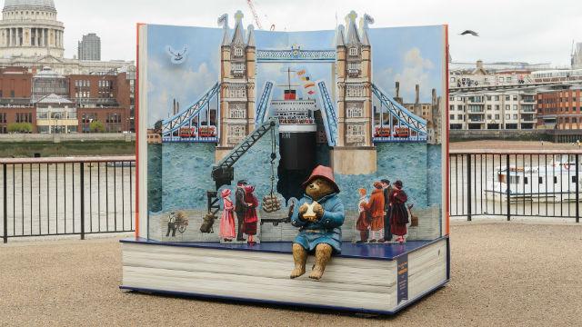 Tower Bridge Pop-Up Book