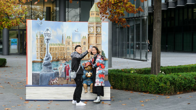 Westminster Pop-Up Book