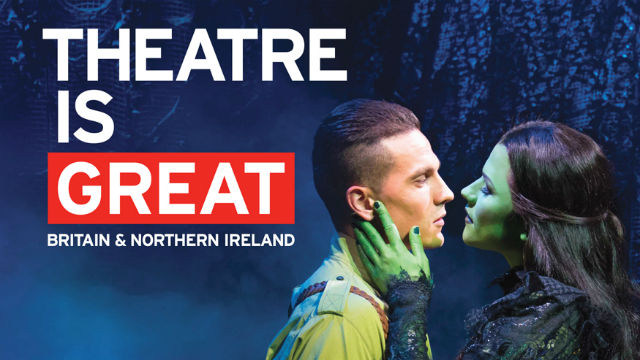 Cover for Theatre is Great: 2018 theatre guide