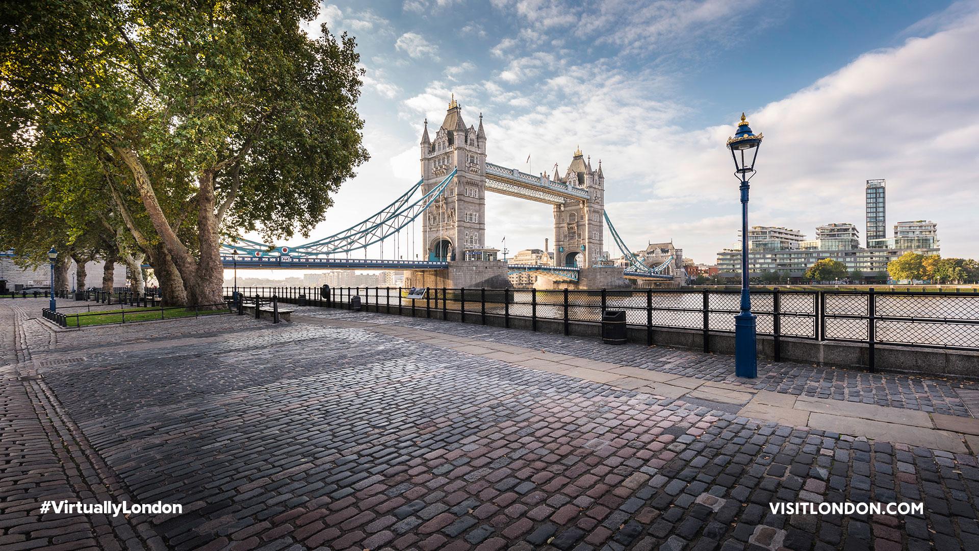 Virtually London: Zoom backgrounds - visitlondon.com