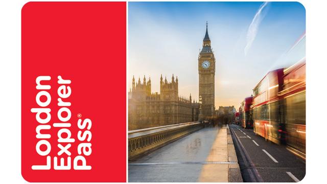 London Explorer Pass card