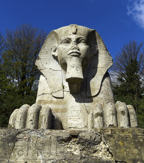 Crystal Palace Sphinx