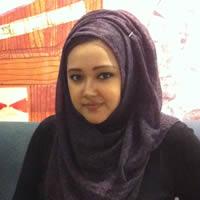 Blogger Shapa Begum