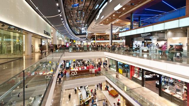Westfield Stratford City arcade