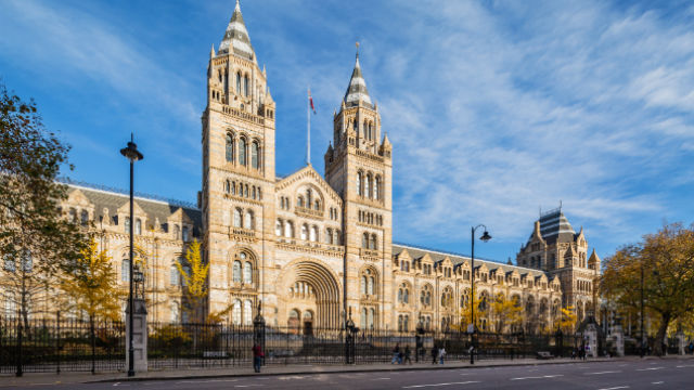 Free places to visit in london uk