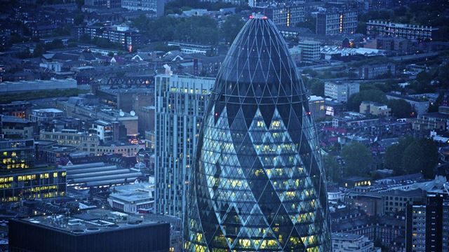 The Gherkin - Architecture - visitlondon com