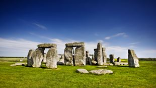 The Stone Circle at Stonehenge