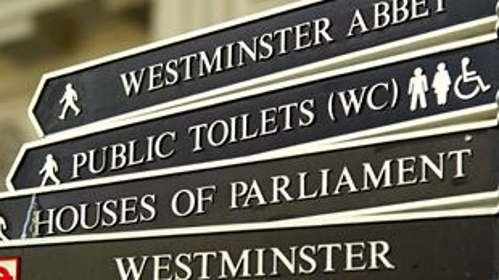 London toilets