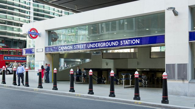 Cannon Street station