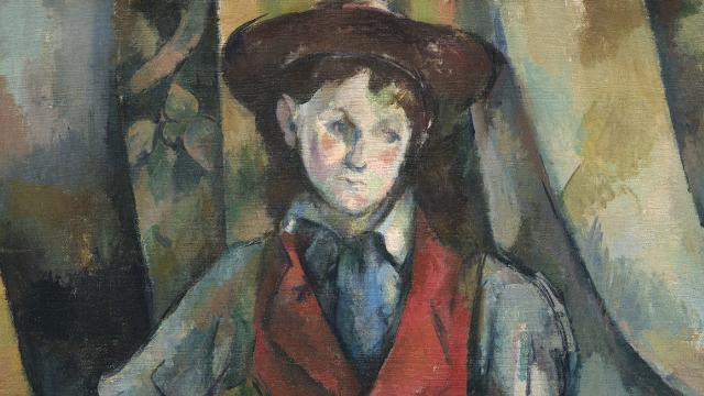 Cézanne Portraits at National Portrait Gallery