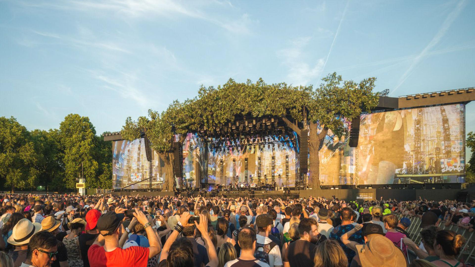 Barclaycard Presents British Summer Time Hyde Park Music Festival