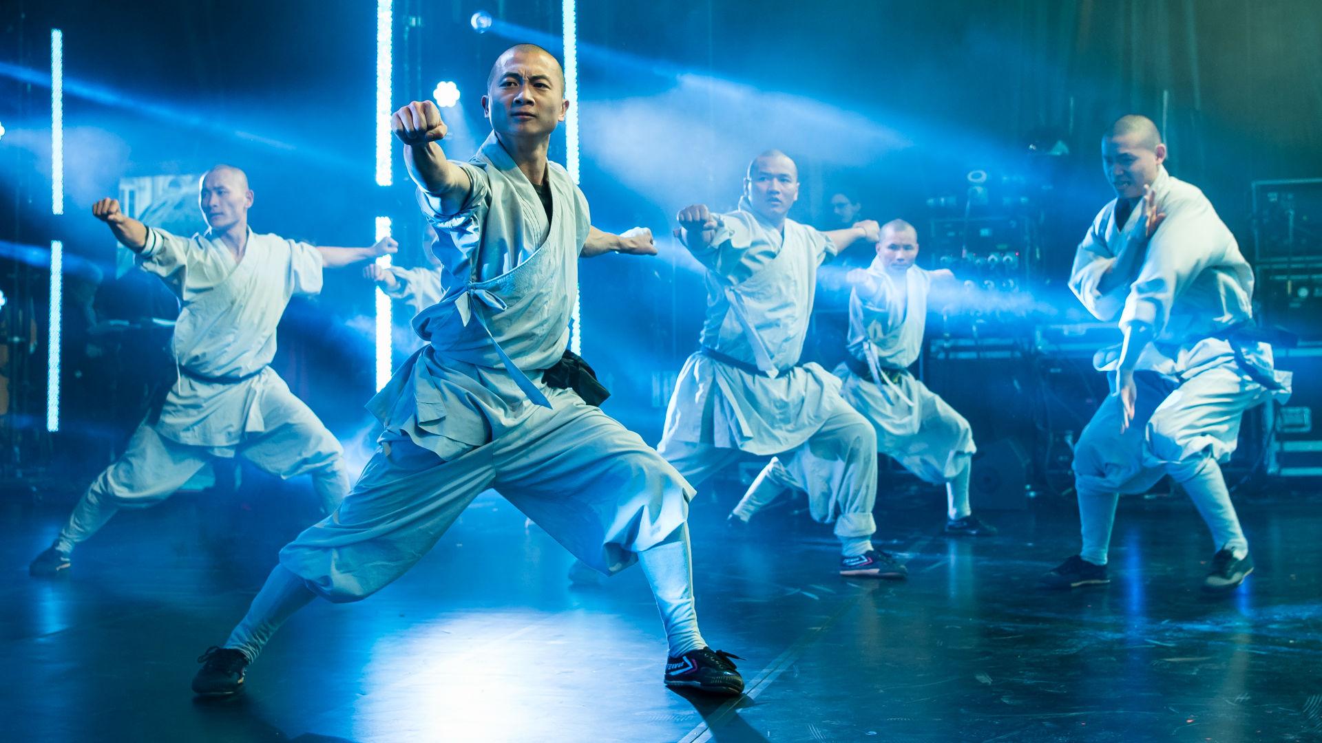 Kung fu at Chinese New Year 2017. Photo by: Jon Mo