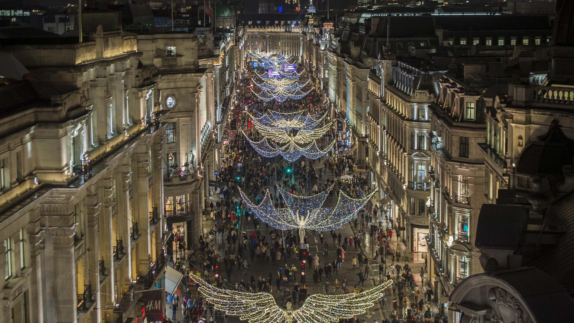 Regent Street Christmas Lights