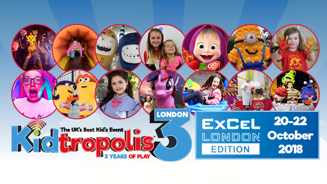 Attractions and activities at Kidtropolis