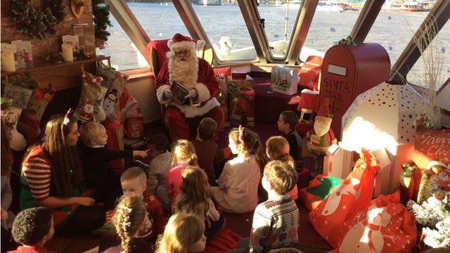 A Christmas Party.Christmas Party Cruises With City Cruises